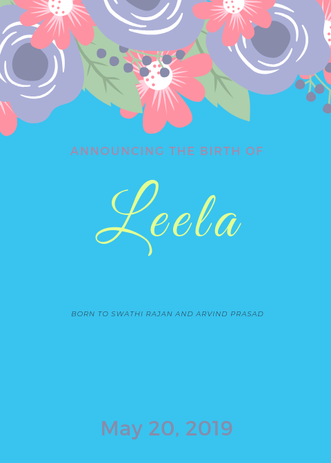 Leela announcement